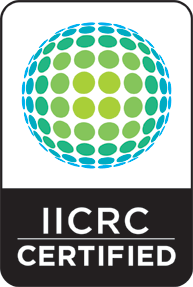 IICRC Certified Firm - Restoration Standards