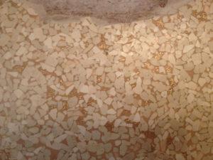 Asbestos-Gold-Flecking
