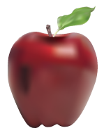 Apple-Logo-RealColor